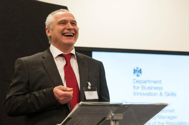 Phil Horrell, Deputy CIC Regulator