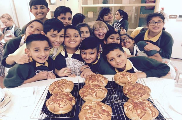 Our Young Bakers