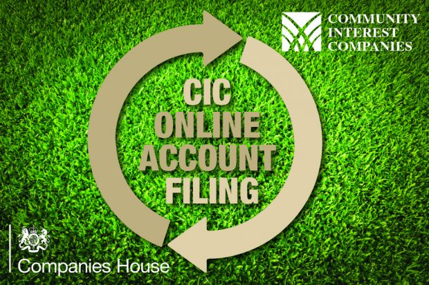 Introduction of Community Interest Company Online filing
